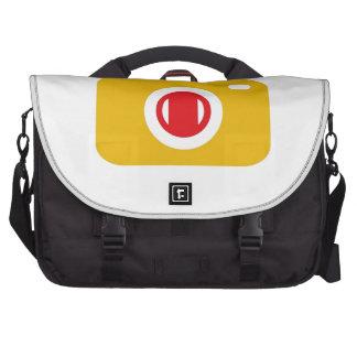 Digital camera laptop bag