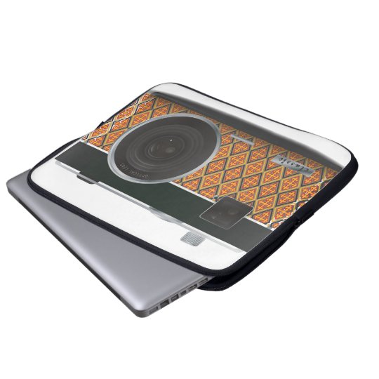 Digital Camera Laptop Sleeve