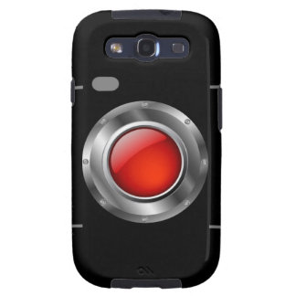 Digital camera with red aperture samsung galaxy s3 cases