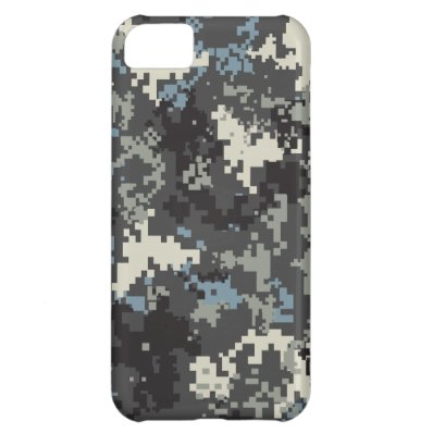 Digital Camo iPhone Case iPhone 5C Case