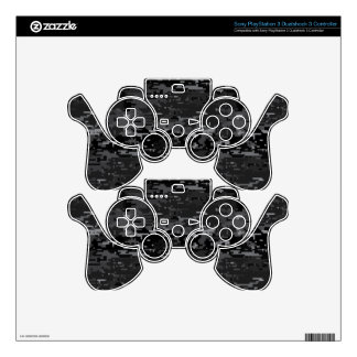 Digital Camo PS3 Controller Skins
