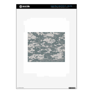 Digital Camo Skins For iPad 3