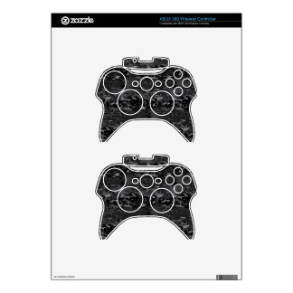 Digital Camo Xbox 360 Controller Skins