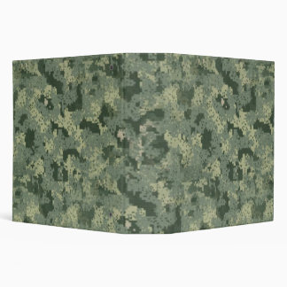 Digital Camouflage Binder