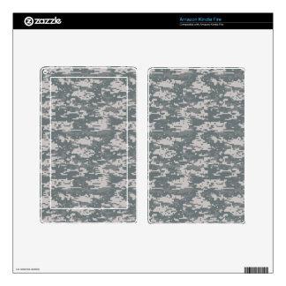 Digital Camouflage eReaders and Tablets Skins Kindle Fire Skins