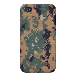 Digital Camouflage i iPhone 4/4S Cases