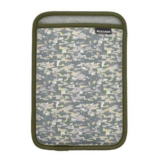 Digital Camouflage iPad Mini Vertical Sleeve