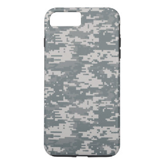 Digital Camouflage iPhone 7 Plus Case