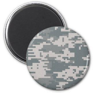 Digital Camouflage Magnet