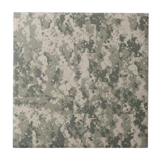 Military Camo Ceramic Tiles | Zazzle