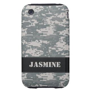 Digital Camouflage Tough iPhone 3G 3GS Case iPhone 3 Tough Case