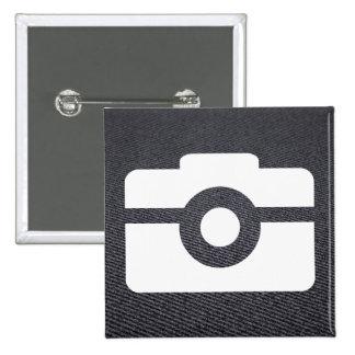 Digital Cams Pictograph 2 Inch Square Button