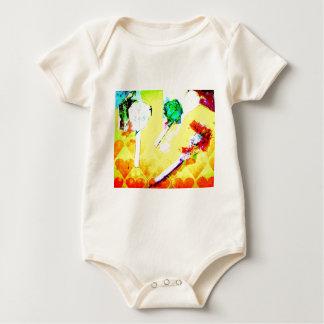digital candy baby bodysuit