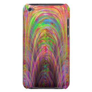 Digital Cathedral Fractal Art iPod Touch Cases