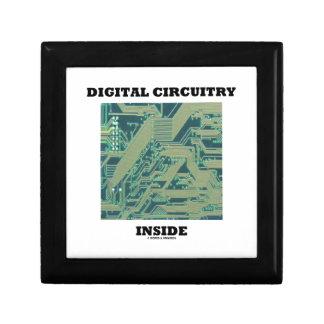 Digital Circuitry Inside (Circuit Board) Gift Box