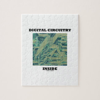 Digital Circuitry Inside (Circuit Board) Puzzles