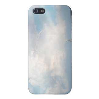 Digital Clouds Cover For iPhone SE/5/5s