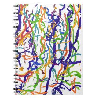 Digital Collage Notebook