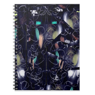 Digital Collage Notebook