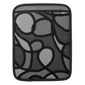 Digital Collage Sleeve For iPads