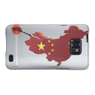 Digital Composite of China Galaxy S2 Case
