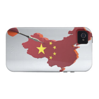 Digital Composite of China iPhone 4/4S Case