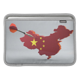 Digital Composite of China Sleeves For MacBook Air