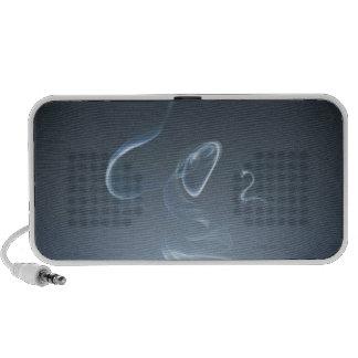 Digital composite portable speaker