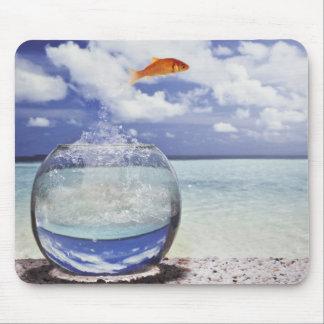 Digital composition mouse pad