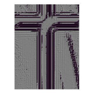 Digital Cross Bow Postcard
