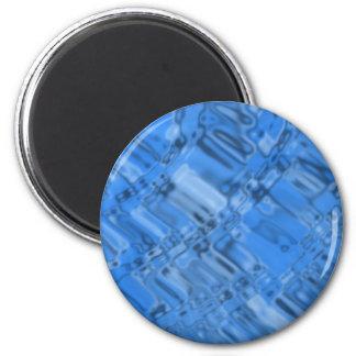 Digital Cubes Magnet