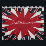 """Digital Darkroom 2019 - Calendar<br><div class=""""desc"""">What a pretty calendar to have hanging on your wall or give as a gift. Photography and Digital Darkroom done by me and copyrighted &#169;.</div>"""