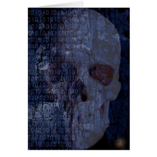 Digital Death Greeting Card