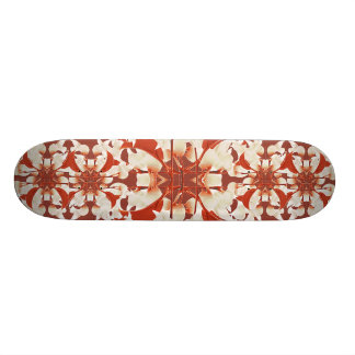 Digital Decorative Ornament Artwork Skateboard Deck
