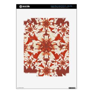 Digital Decorative Ornament Artwork iPad 3 Skin