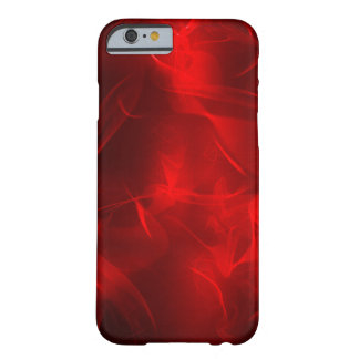 Digital Demon Hellfire Fractal Pattern Barely There iPhone 6 Case