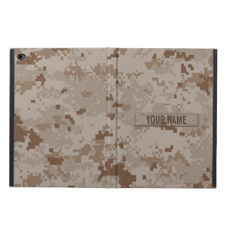 Digital Desert Camouflage Customizable Powis iPad Air 2 Case