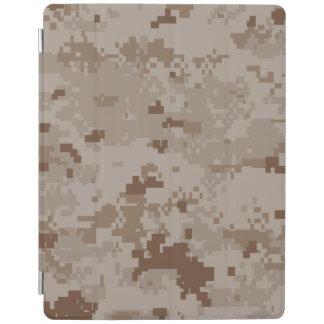 Digital Desert Camouflage iPad Cover