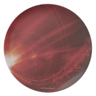 Digital Design 2 Melamine Plate