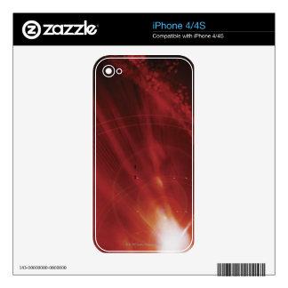 Digital Design 2 Skins For iPhone 4