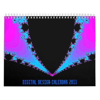 Digital Design calendar 2011