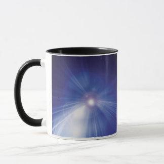 Digital Design Shining Star Mug
