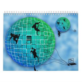 Digital Designs Calendar