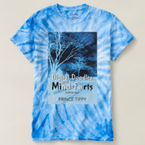 digital doodles and mind-farts hippie-t t-shirt