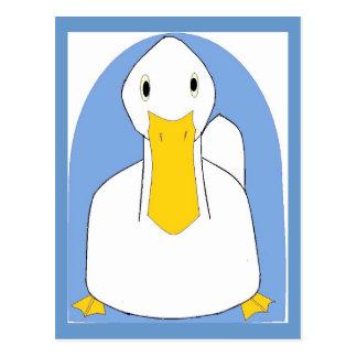 Digital Duck Postcard