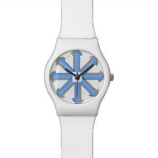 """digital DzynR's """"BLU ARROW"""" Watch"""