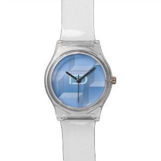 """digital DzynR's """"BLUBOX"""" Watch"""