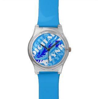 "digital DzynR's ""BLUFIRE"" Watch"