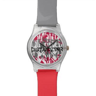 "digital DzynR's ""CHAOS"" Watch"