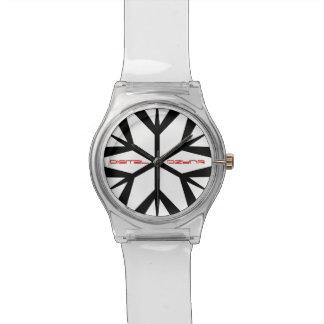 "digital DzynR's ""DATRIBE"" Watch"